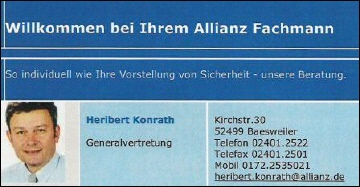 Allianz - Heribert Konrath